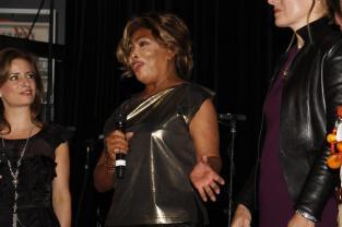 Tina Turner - Children Beyond press conference - Zurich, Switzerland - September 28, 2011 - 24