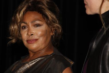 Tina Turner - Children Beyond press conference - Zurich, Switzerland - September 28, 2011 - 26