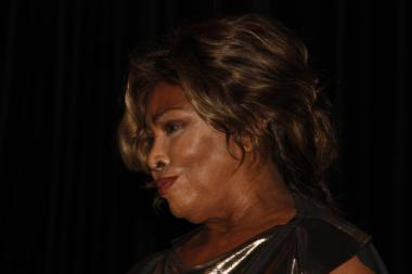 Tina Turner - Children Beyond press conference - Zurich, Switzerland - September 28, 2011 - 37
