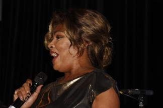 Tina Turner - Children Beyond press conference - Zurich, Switzerland - September 28, 2011 - 39