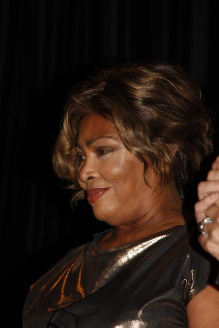 Tina Turner - Children Beyond press conference - Zurich, Switzerland - September 28, 2011 - 41