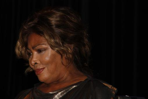 Tina Turner - Children Beyond press conference - Zurich, Switzerland - September 28, 2011 - 48