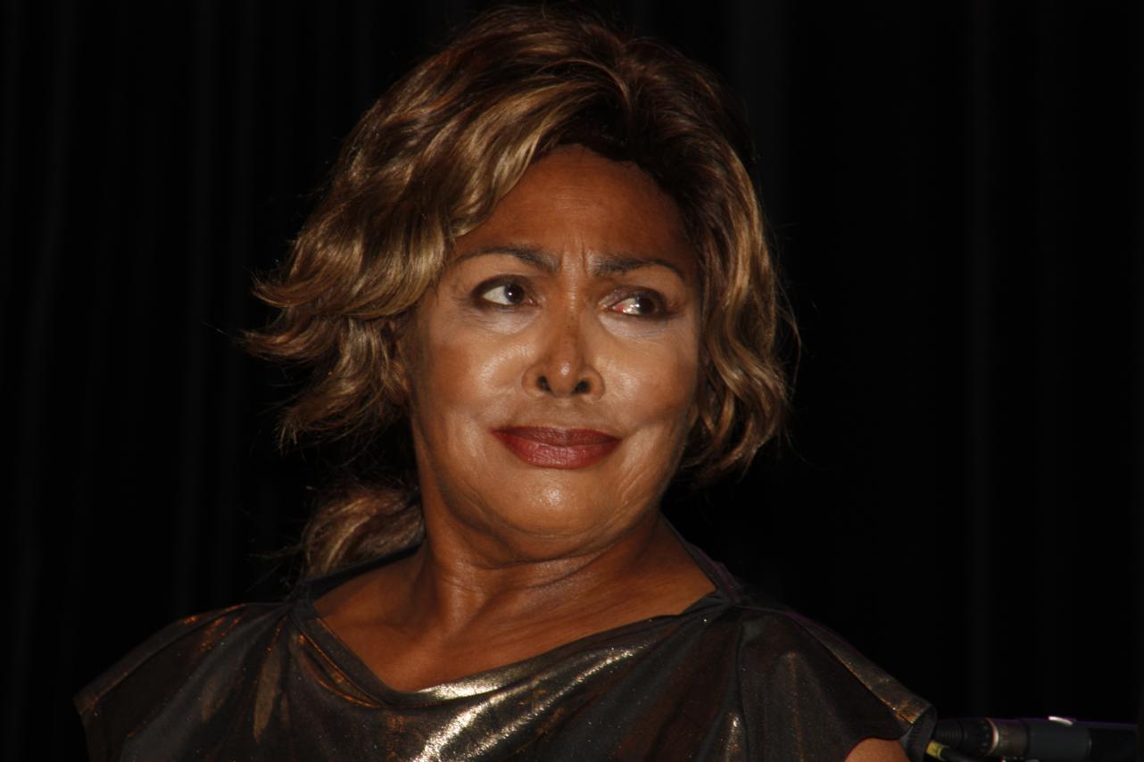 Tina Turner – Children Beyond press conference – Zurich ...