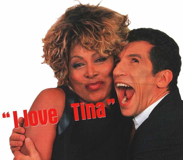 Tina Turner - Taratata - France 2 Novembre 1999- 2