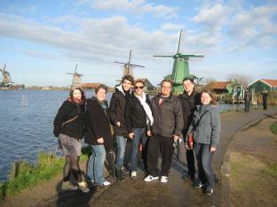 Tina Turner fan birthday party - Amsterdam - November 2011 - 01