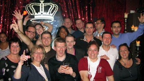 Tina Turner fan birthday party - Amsterdam - November 2011 - 13
