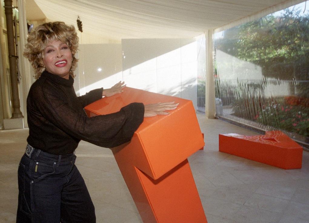 Tina Turner – live on Taratata – 1999 – Tina Turner Blog