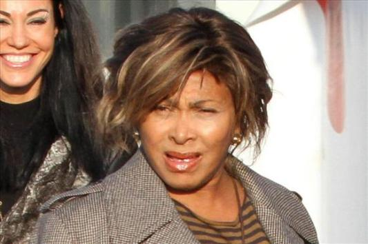 Tina Turner - Venice, Italy - November 14, 2011 (1)