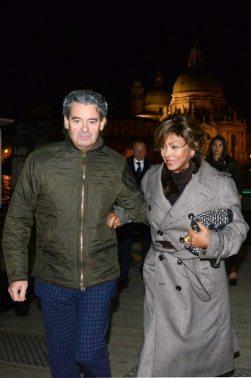 Tina Turner - Venice, Italy - November 14, 2011 (11)