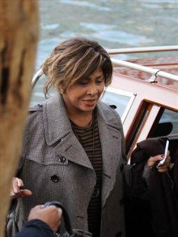 Tina Turner - Venice, Italy - November 14, 2011 (3)