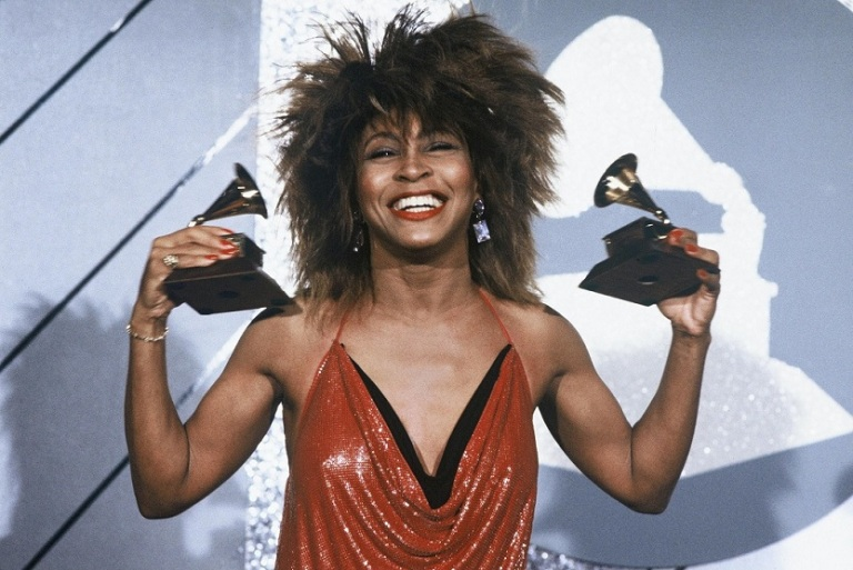 Tina Turner - Grammy Awards - Los Angeles - February 26, 1985 - 01