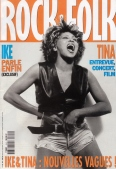 Tina Turner - Rock & Folk 1993 - 01