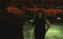 Tina Turner - Tina Live Tour 2008 2009 Backstage