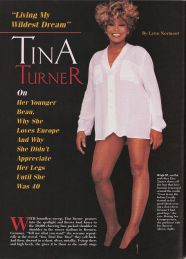 Tina Turner- Ebony - 1996 - 2