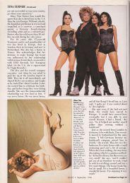 Tina Turner- Ebony - 1996 - 4
