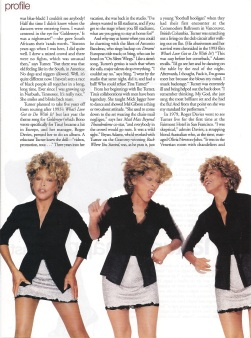 Tina Turner - Elle magazine - August 1996 - 04