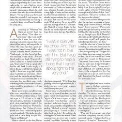 Tina Turner - Elle magazine - August 1996 - 06