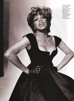 Tina Turner - Elle magazine - August 1996 - 07