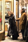 Tina Turner - Shopping in Italy - January 2012 - 05