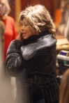 Tina Turner - Shopping in Italy - January 2012 - 06