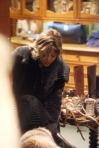 Tina Turner - Shopping in Italy - January 2012 - 07