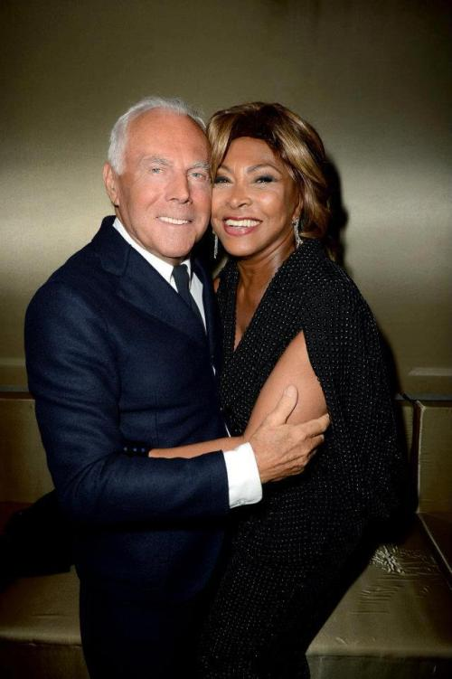 Tina Turner - Giorgio Armani One Night Only - Beijing, China - May 31, 2012 (14)