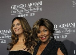 Tina Turner - Giorgio Armani One Night Only - Beijing, China - May 31, 2012 (2)