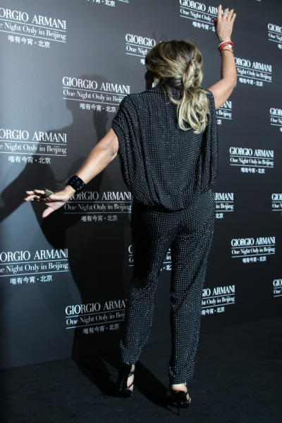 Tina Turner - Giorgio Armani One Night Only - Beijing, China - May 31, 2012 (21)