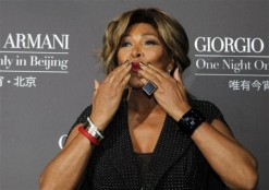 Tina Turner - Giorgio Armani One Night Only - Beijing, China - May 31, 2012 (3)