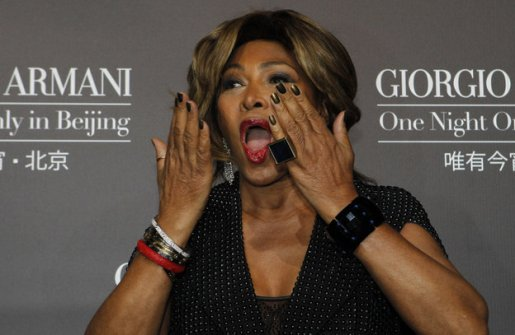 Tina Turner - Giorgio Armani One Night Only - Beijing, China - May 31, 2012 (4)