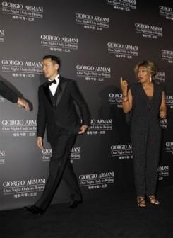 Tina Turner - Giorgio Armani One Night Only - Beijing, China - May 31, 2012 (5)
