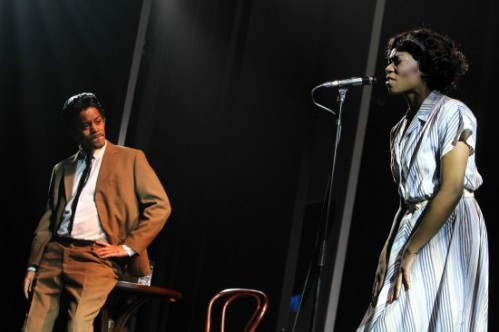 Tina Turner Soul Sister Musical at Hackney Empire 13/04/12