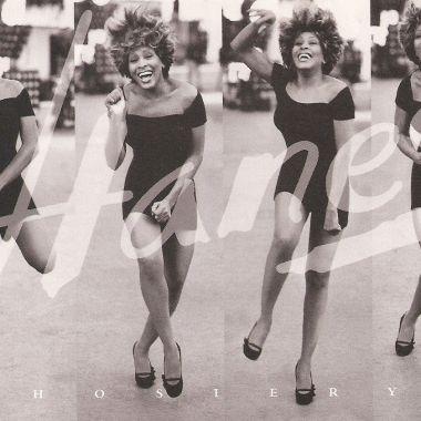 Tina Turner - Hanes postcard - USA - 1997