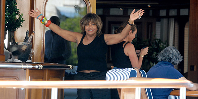 Tina Turner - Dubrovnik, Croatia - August 22, 2012  - 01
