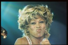 Tina Turner live at Macy's Passport Unplugged session - September 18 1997 - 2