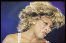 Tina Turner live at Macy's Passport Unplugged session - September 18 1997 - 6