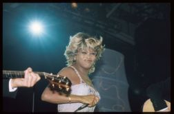 Tina Turner live at Macy's Passport Unplugged session - September 18 1997 - 7