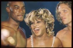 Tina Turner live at Macy's Passport Unplugged session - September 18 1997 - 8