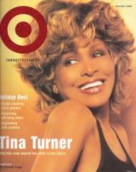 Tina Turner - Target Magazine - Holiday 2000 - 01