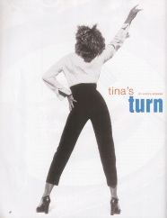 Tina Turner - Target Magazine - Holiday 2000 - 02