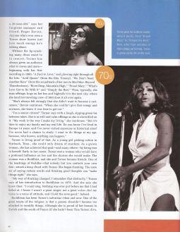 Tina Turner - Target Magazine - Holiday 2000 - 06