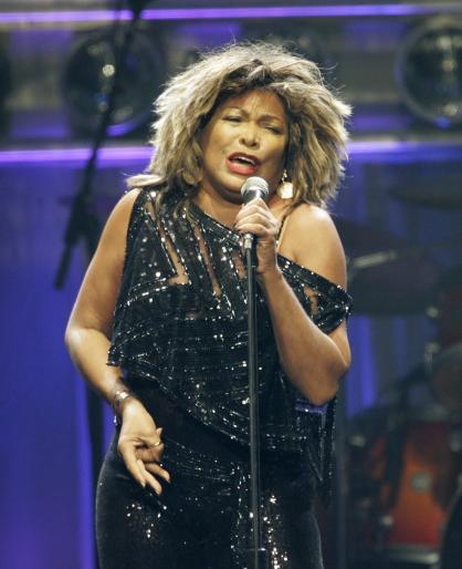 Tina Turner - Kansas City - October 1, 2008 - 14