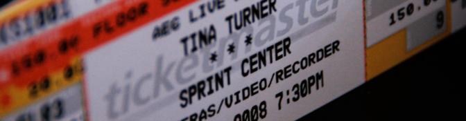 Tina's 50th anniversary tour starts in Kansas City