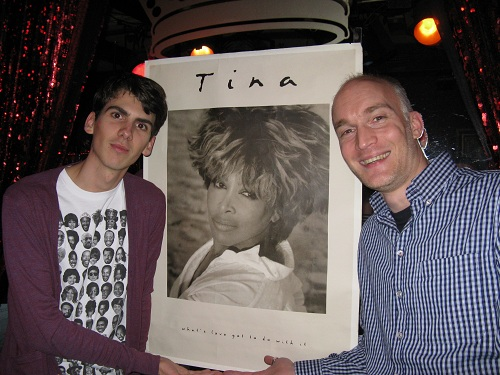 Tina Turner birthday fan party 2012 (1)