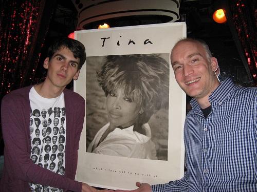 Tina Turner birthday fan party 2012 (1)