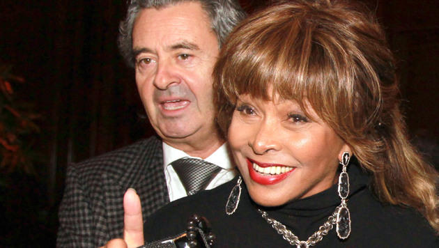 Tina Turner - Vienna - November 15, 2012 - 02