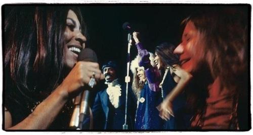 Tina Turner & Janis Joplin