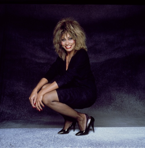 Tina Turner - Private Dancer - Photoshoot