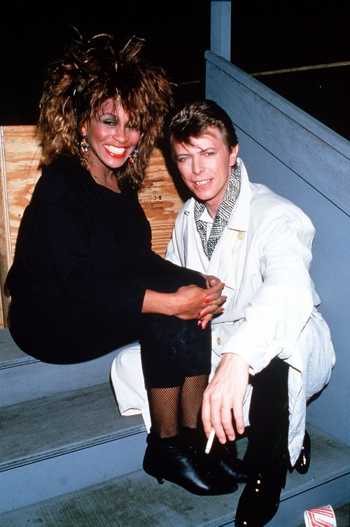 Tina Turner & David Bowie - Birmingham, UK - March 23, 1985