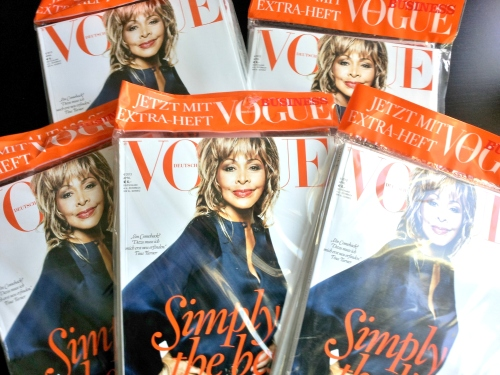 Tina Turner - Vogue Germany - April 2013 - 04